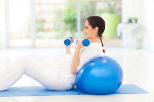 Prenatal Resistance Training